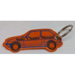 Porta-chaves Auto Chapa Nazaré