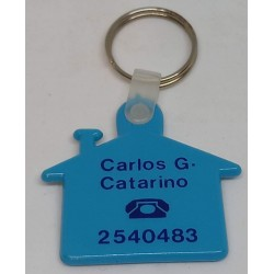Porta-chaves Carlos G....