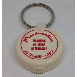 Porta-chaves Moedomática
