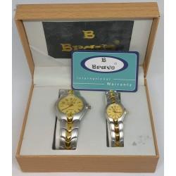 2 Relógios Bravo