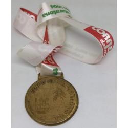 Medalha 14ª Meia Maratona...