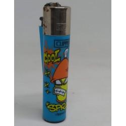 Isqueiro Clipper Spray