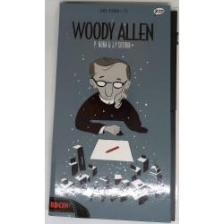 CD duplo e BD Woody Allen