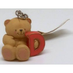 Porta-chaves Vintage Urso...