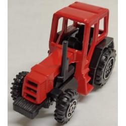 Miniatura Trator Vermelho