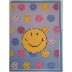 Caderno escolar vintage Smile