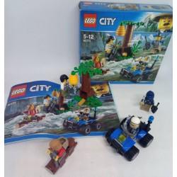 LEGO City: Fugitivos da...