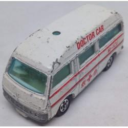 Miniatura Ambulância Nissan...