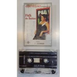 Cassete áudio Fafá de Belém...