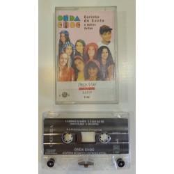 Cassete áudio Onda Choc -...