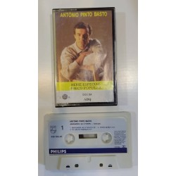 Cassete áudio António Pinto...