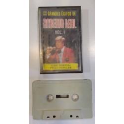 Cassete áudio Os Grandes...