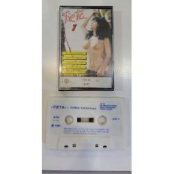Cassete áudio Tieta - Temas...