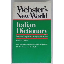 Webster's New World Italian...