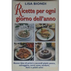 Lisa Biondi - Ricette per...