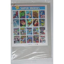 Selos USA Super Heroes