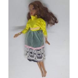 Boneca Barbie My Scene Fab...