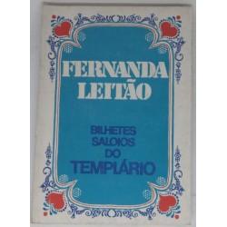 Fernanda Leitão - Bilhetes...