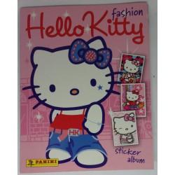 Caderneta Fashion Hello Kitty