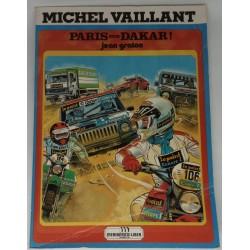 Michel Vaillant Paris Dakar