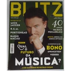 Revista Blitz Abril 2008