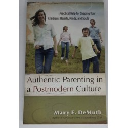 Mary E. DeMuth - Authentic...