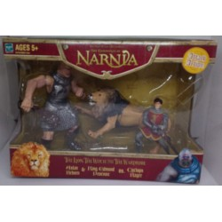 Narnia, The Lion, The Witch...