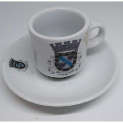 Chávena de café Brasão de...