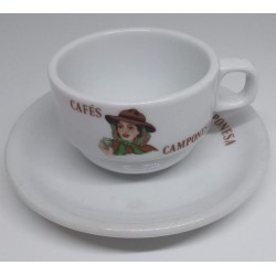 Chávena de café Cafés...