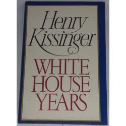 Henry Kissinger - White...