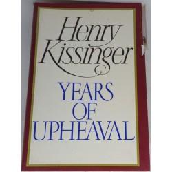 Henny Kissinger - Years of...
