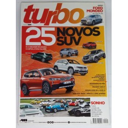 Revista Turbo Março 2015