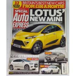 Revista Special Auto Express