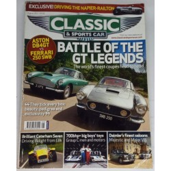 Revista Classic and Sports...