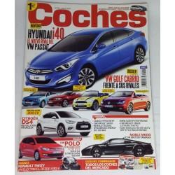 Revista Coches Julho de 2011