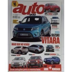 Revista Auto Guia Março 2015
