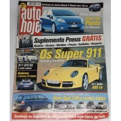 Revista AutoHoje Julho de 2005