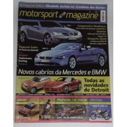 Revista Motorsport Action...