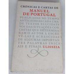 Crónicas e cartas de Manuel...