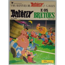 Astérix e os Bretões