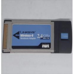 Adaptador PCMCIA wireless B