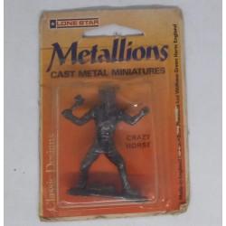 Metallions Crazy Horse