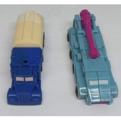 2 camiões Transformers