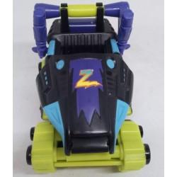 Carro Z-Bots com bonecos