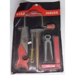 Kit de ferramentas vintage...