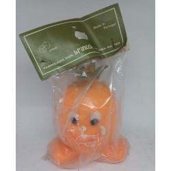 Brinquedo de chiar laranja