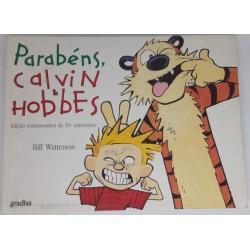 Parabéns Calvin & Hobbs
