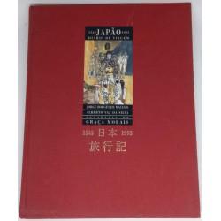 Diário de viagem Japão 1543...