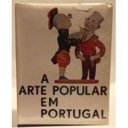 A Arte Popular em Portugal