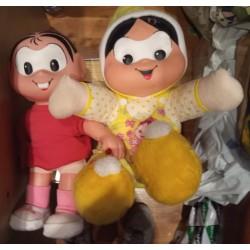 Bonecas Mônica e Magali